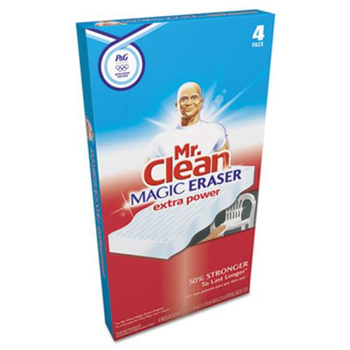 Mr. Clean Magic Eraser Extra Durable  4 3 5  x 2 2 5   4 Box (PGC82038)