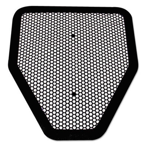 Big D Industries Deo-Gard Disposable Urinal Mat  Charcoal  Mountain Air  17 5 x 20 5  6 Carton (BGD 6668)