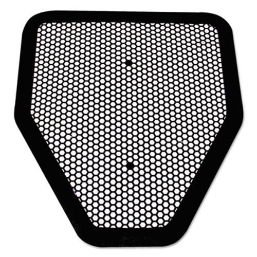 Big D Industries Deo-Gard Disposable Urinal Mat  Charcoal  Mountain Air  17 5 x 20 5  6 Carton (BGD 6668)
