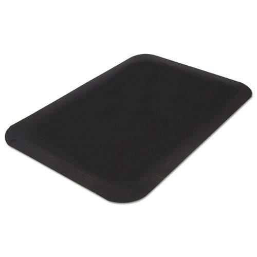 Guardian Pro Top Anti-Fatigue Mat  PVC Foam Solid PVC  24 x 36  Black (MLL44020335)
