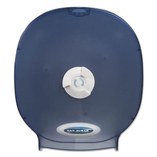 San Jamar 4-Station Carousel Tissue Dispenser, 4Roll,14 7/8x6 1/8x13 1/8, Black Pearl (SJMR3800TBK)