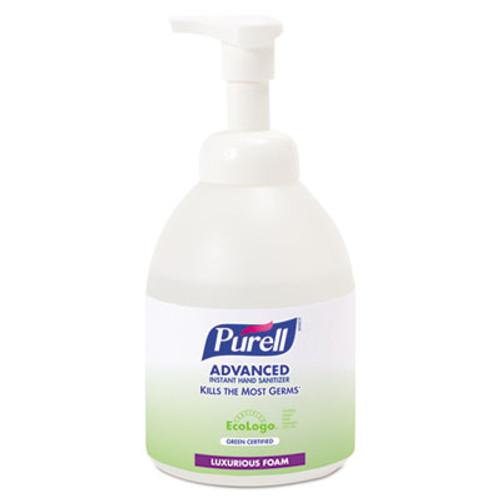 PURELL Advanced Green Certified Instant Hand Sanitizer Foam  535 ml Bottle (GOJ 5791-04)