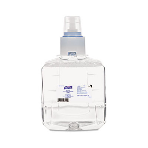 PURELL Advanced Hand Sanitizer Foam  LTX-12 1200 mL Refill  Clear  2 Carton (GOJ190502CT)
