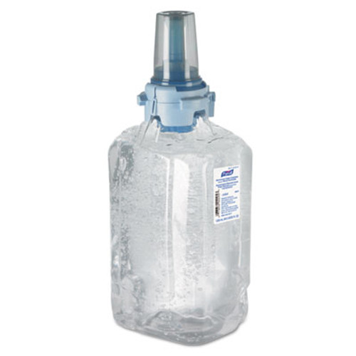 PURELL Advanced Hand Sanitizer Green Certified Gel Refill  Fragrance Free  1200 ml  3 Carton (GOJ880303CT)