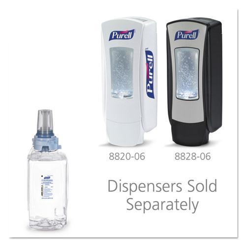 PURELL Advanced Hand Sanitizer Green Certified Foam Refill  1200 ml  Fragrance Free  3 Carton (GOJ880403CT)
