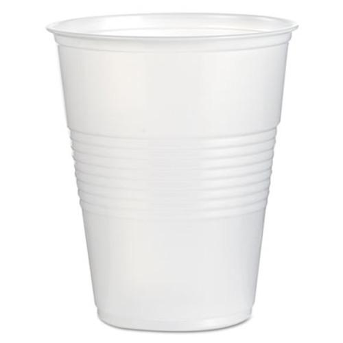 Boardwalk Translucent Plastic Cold Cups  16oz  Polypropylene  50 Pack (BWKTRANSCUP16CT)
