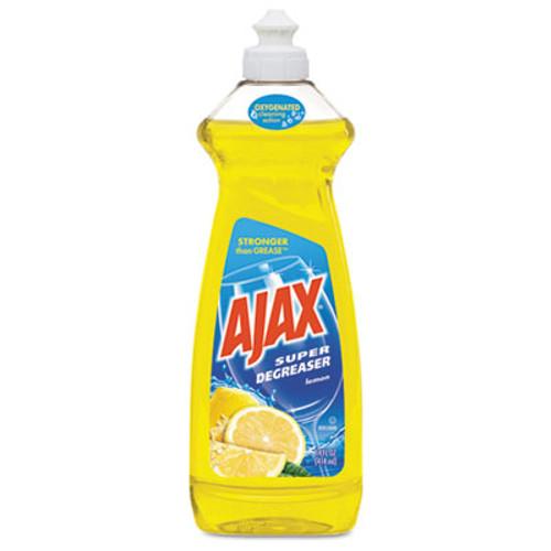 Ajax Dish Detergent  Lemon Scent  28 oz Bottle  9 Carton (CPC44673)