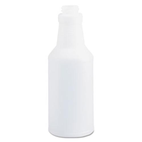 Boardwalk Handi-Hold Spray Bottle  16 oz  Clear  24 Carton (BWK00016)