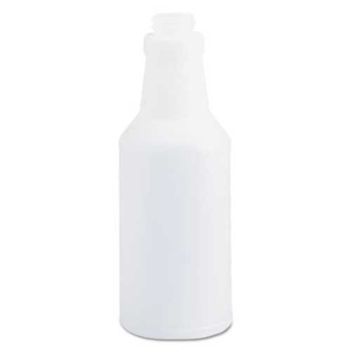 Boardwalk Handi-Hold Spray Bottle  16 oz  Clear  24 Carton (BWK00016)