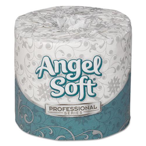 Georgia Pacific Professional Angel Soft ps Premium Bathroom Tissue  Septic Safe  2-Ply  White  450 Sheets Roll  80 Rolls Carton (GPC16880)