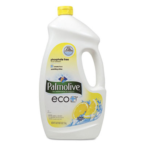 Palmolive Automatic Dishwashing Gel, Lemon, 75oz Bottle, 6/Carton (CPC42706CT)