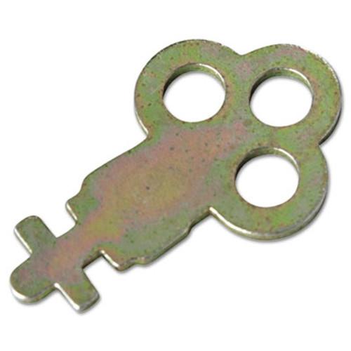 San Jamar Key for Metal Toilet Tissue Dispensers  T800  T1905  T1900  T1950  T1800  R1500 (SJMN13EZ)