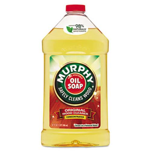Murphy Oil Soap Original Wood Cleaner  Liquid  32oz  9 Carton (CPC01163CT)