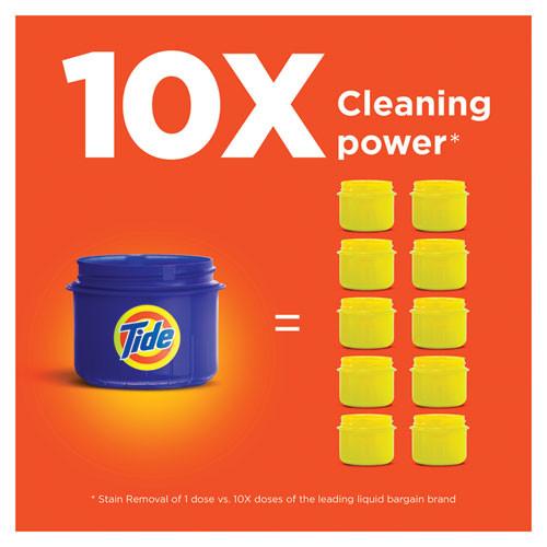 Tide Liquid  Laundry Detergent  Original  25 oz Bottle  6 Each (PGC13875CT)