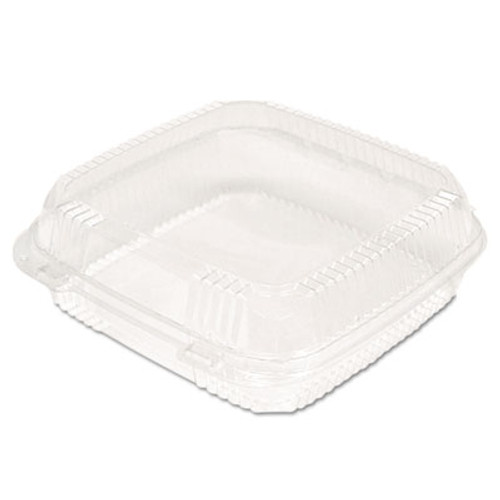 Pactiv ClearView SmartLock Food Containers  9 7 32 x 8 7 8 x 2 29 32  200 Carton (PCTYCI81110)