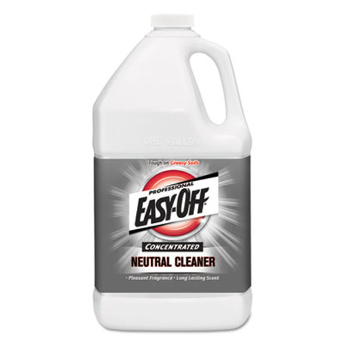 Professional EASY-OFF Concentrated Neutral Cleaner  1 gal bottle 2 Carton (RAC89770CT)