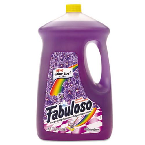 Fabuloso Multi-use Cleaner, Lavender Scent, 90 oz, Bottle, 6/Carton (CPC53057CT)