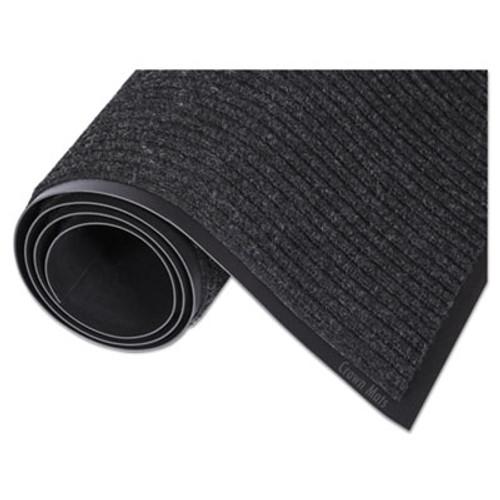 Crown Needle Rib Wipe and Scrape Mat  Polypropylene  36 x 60  Charcoal (CWNNR0035CH)