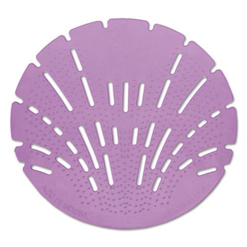 Big D Industries Pearl 3D Urinal Screen  0 125 oz  Lavender Lace Scent  10 Box (BGD629)