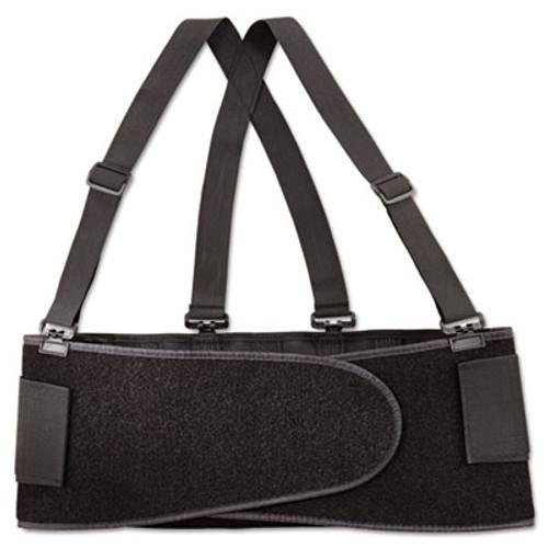 Allegro Economy Back Support Belt  X-Large  Black (ALG717604)