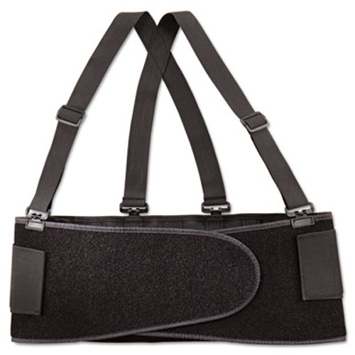 Allegro Economy Back Support Belt  X-Large  Black (ALG717604)