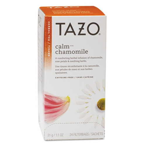 Tazo Tea Bags  Calm Chamomile  24 Box (TZO149901)