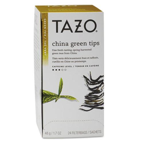 Tazo Tea Bags  China Green Tips  24 Box (TZO153961)