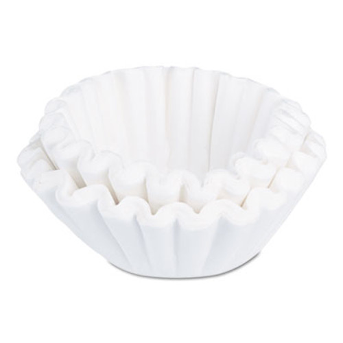 BUNN Commercial Coffee Filters  1 5 Gallon Brewer  500 Pack (BUNGOURMET504)
