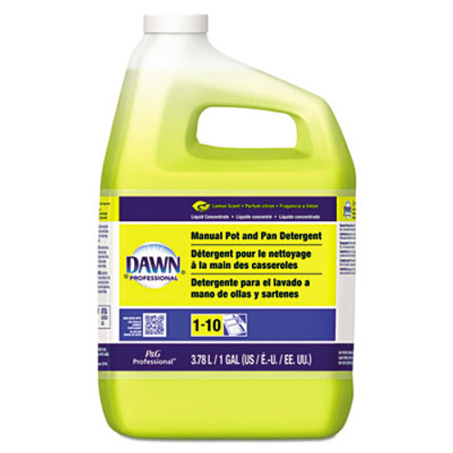 Dawn Professional Manual Pot Pan Dish Detergent  Lemon (PGC57444EA)