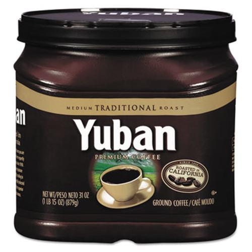 Yuban Original Premium Coffee  Ground  31 oz Can (YUB04707)