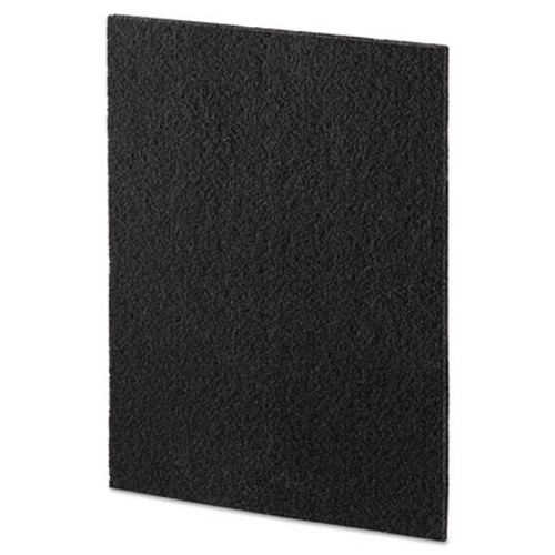 Fellowes Carbon Filter for Fellowes 190 200 DX55 Air Purifiers  10 1 8 x 13 3 16  4 Pack (FEL9324101)
