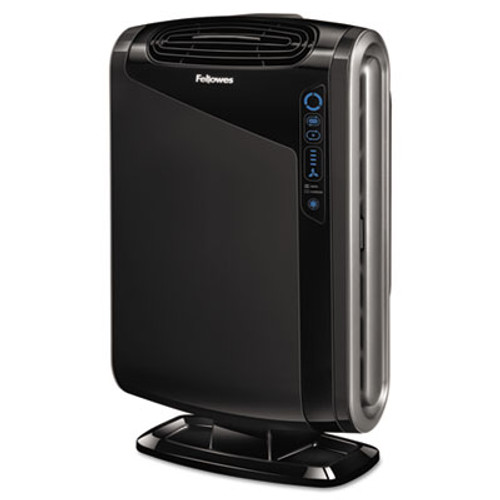 AeraMax Air Purifiers, HEPA and Carbon Filtration, 300-600 sq ft Room Capacity, Black (FEL9286201)