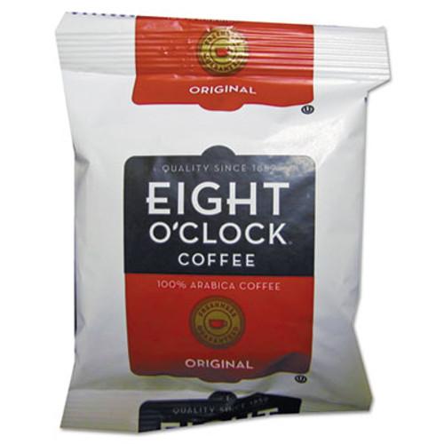 Eight O'Clock Original Ground Coffee Fraction Packs  1 5 oz  42 Carton (EIG320820)