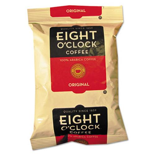 Eight O'Clock Regular Ground Coffee Fraction Packs  Original  2 oz  42 Carton (EIG320840)