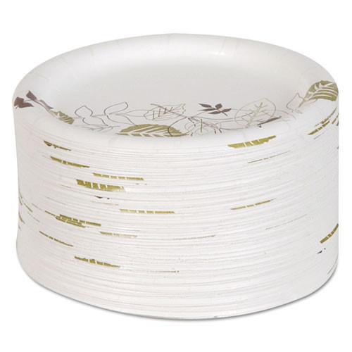 Dixie Ultra Pathways Soak Proof Shield Heavyweight Paper Plates  5 7 8  dia  125 Pack (DXESXP6WSPK)