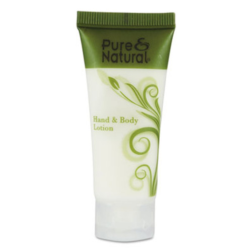 Pure & Natural Hand   Body Lotion  0 75 oz  288 Carton (PNN755)