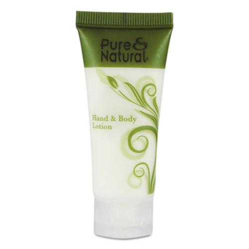 Pure & Natural Hand   Body Lotion  0 75 oz  288 Carton (PNN755)