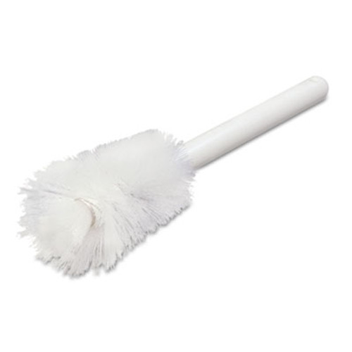 Carlisle Sparta Handle Bottle Brush  Pint  12   White (CFS4046600)