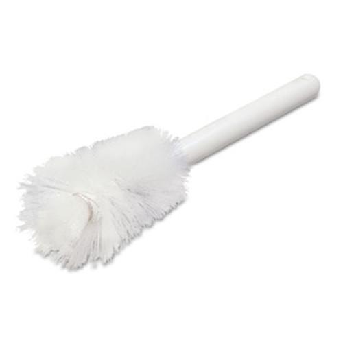 Carlisle Sparta Handle Bottle Brush  Pint  12   White (CFS4046600)