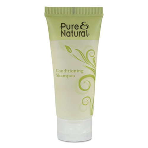 Pure & Natural Conditioning Shampoo  Fresh Scent  0 75 oz  288 Carton (PNN750)