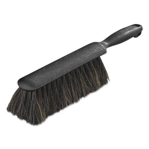 Carlisle Counter Radiator Brush  Horsehair Blend  8  Brush  5  Handle  Black (CFS3622503)