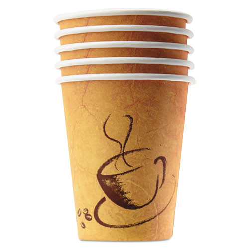 International Paper Premium Paper Hot Drink Cups  Paper  8 oz   600 Carton (ITP827315)