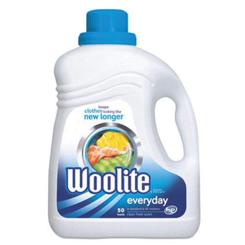 WOOLITE Gentle Cycle Laundry Detergent  Light Floral  100 oz Bottle  4 Carton (RAC83134CT)