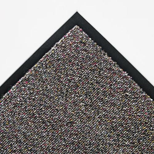 Crown Classic Berber Wiper Mat  Nylon Olefin  48 x 72  Brown (CWNCB0046BR)
