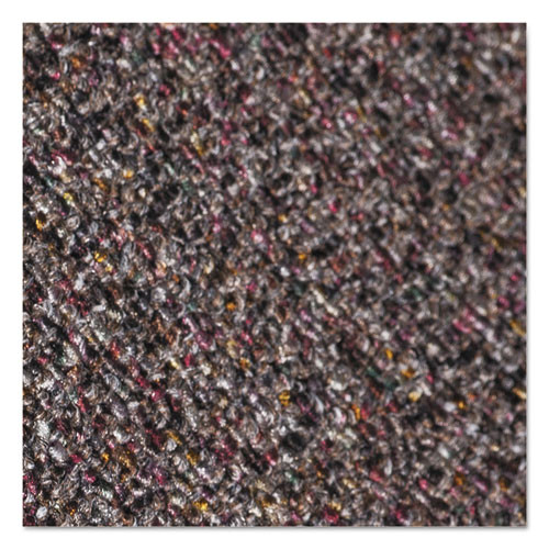 Crown Classic Berber Wiper Mat  Nylon Olefin  36 x 60  Brown (CWNCB0035BR)