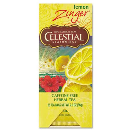 Celestial Seasonings Tea  Herbal Lemon Zinger  25 Box (CST031010)
