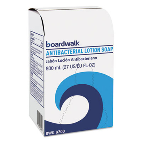 Boardwalk Antibacterial Soap, Floral Balsam, 800mL Box (BWK8200EA)