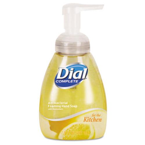 Dial Professional Antimicrobial Foaming Hand Wash  Light Citrus  7 5oz Pump Bottle (DIA06001)