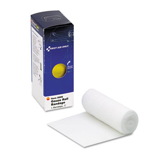 First Aid Only Gauze Bandages  3  (FAO5006)