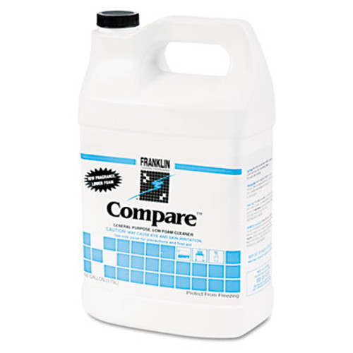 Franklin Cleaning Technology Compare Floor Cleaner  1gal Bottle  4 Carton (FKLF216022CT)